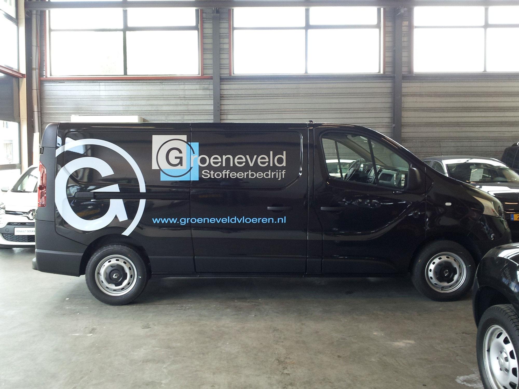 Groeneveld-autobelettering