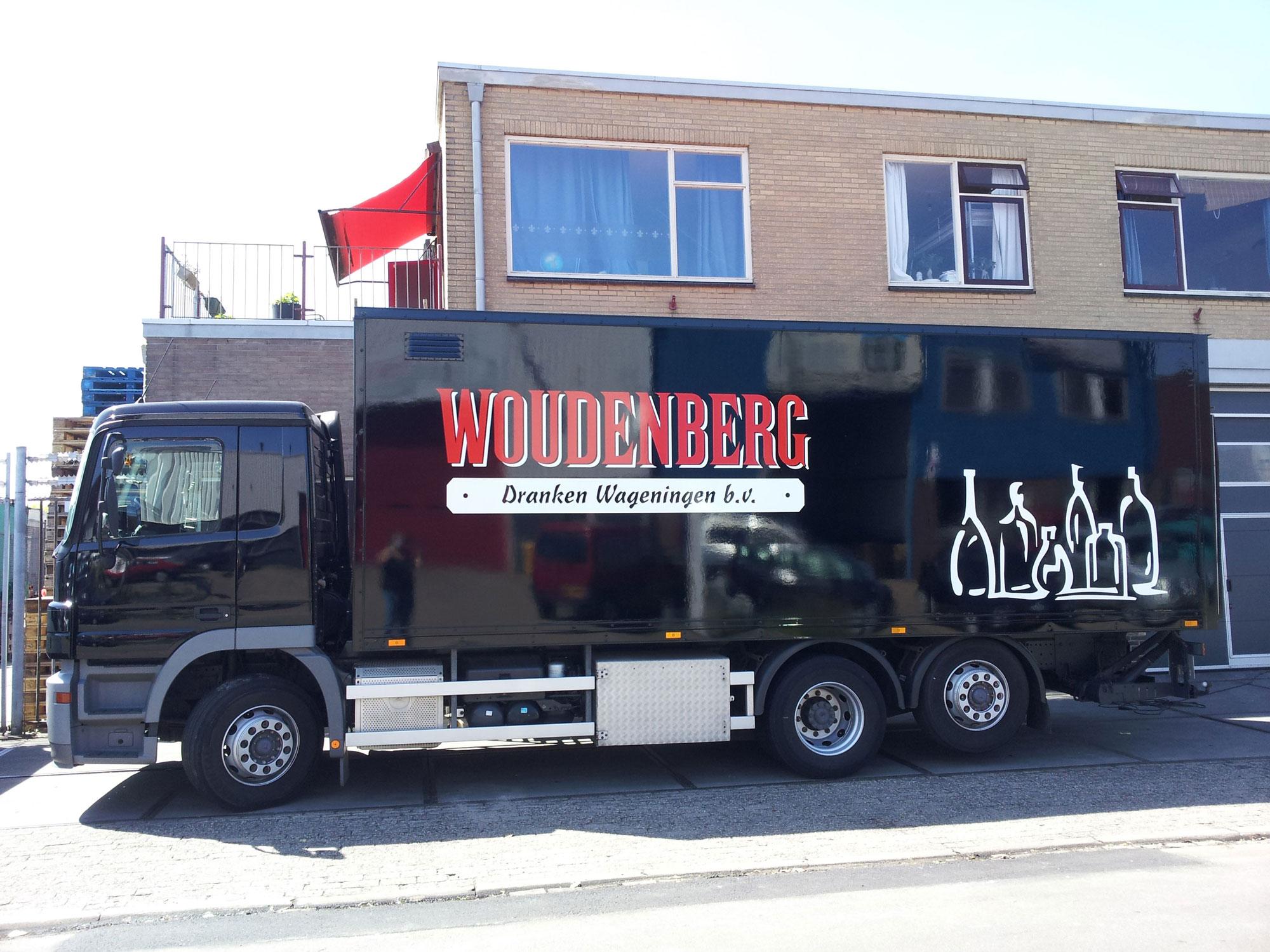 Woudenberg-vrachtwagenbelettering
